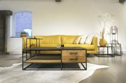 coffee-table collectie Steel € 799,-