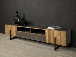 Ora TV stand 2 drs. 1 dwr. € 1319,-