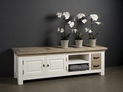 Parma tv dressoir white 190cm. € 699,-