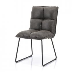 Stoel Ruby antraciet topper € 159,-