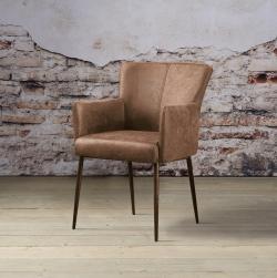 NC 0017 - Ibiza armchair - light brown