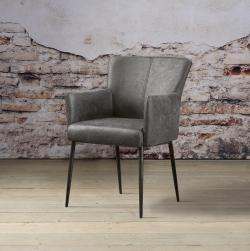 NC 0018 - Ibiza armchair - anthracite
