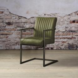 NC 0009 - Ferro armchair - green (A)