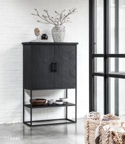 DTP Home Timeless Black - Beam cabinet small