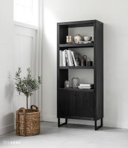 DTP Home Night - Bookcase