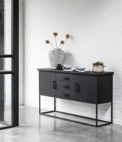 DTP Home Timeless Black - Beam sideboard