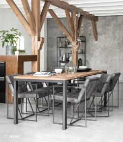 DTP Home Timeless - Tracks dining table