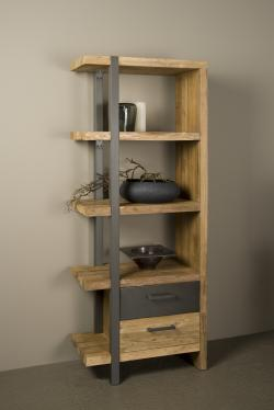 Lucca Bookcase 2 drws. € 1099,-